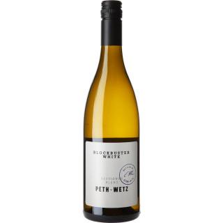 2020 Blockbuster White Sauvignon Blanc trocken - Weingut Peth-Wetz