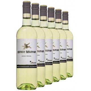 2020 Monkey Mountain Weißwein trocken (6 Flaschen) - Affentaler Winzer