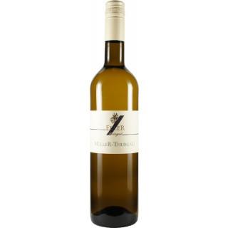 2015 Müller-Thurgau Auslese süß - Weingut Eller