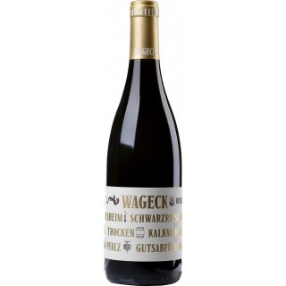 2014 Kalkmergel Schwarzriesling trocken - Weingut Wageck
