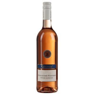 2018 Spätburgunder Rosé feinherb - Weingut Kapellenhof