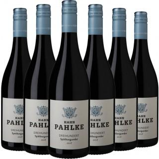 Dreihundert Spätburgunder trocken Paket - Weingut Hahn Pahlke