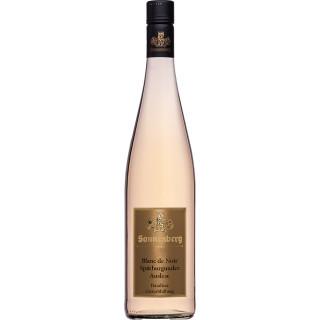 2018 Blanc de Noir Spätburgunder Auslese edelsüß - Weingut Sonnenberg