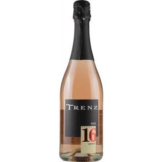 2017 Sekt Rosé Brut - Weingut Trenz