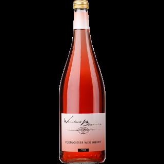2019 Portugieser Weißherbst mild 1L - Weinhaus Büchner