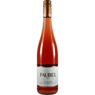 2019 St. Martin Cuvée rosé trocken - Weingut Faubel