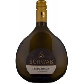 2019 Riesling Ortswein trocken - Weingut Schwab