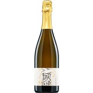 2016 Riesling Jahrgangssekt Bio - Weingut Caspari-Kappel