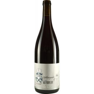 2018 Spätburgunder Pinot Noir trocken - Weingut Burgkeller