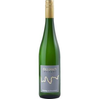 2017 Riesling vom Muschelkalk BIO - Weingut H.Deppisch - Weingut H.Deppisch