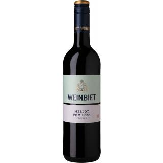 2019 Merlot vom Löss trocken - Weinbiet Manufaktur