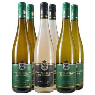 VDP.Gutsweinpaket BIO trocken - Weingut Fürst Hohenlohe-Oehringen