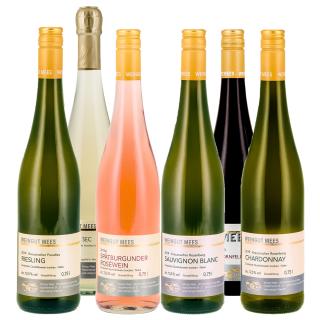Probierpaket Sommerwein trocken - Weingut Mees