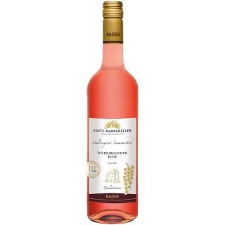 2020 Schliengener Sonnenstück Spätburgunder Rosé trocken - Winzergenossenschaft Schliengen-Müllheim