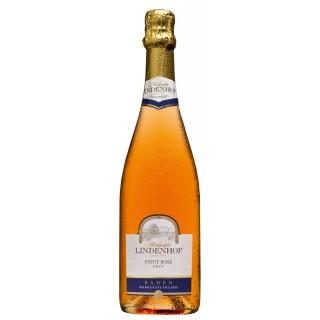 2015 Markgräfler Lindenhof Pinot Rosé Sekt b.A. brut - Winzergenossenschaft Schliengen-Müllheim