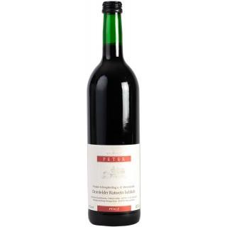 2020 Dornfelder Rotwein lieblich - Weingut Peter
