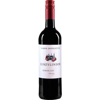 2016 Einzylinder Cuvée rot trocken - Weingut Wasem Doppelstück