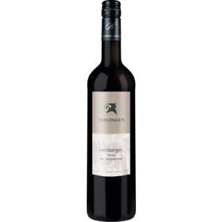 2016 Lemberger trocken Stufe 8 Wein aus Terassenlage - Weingärtner Esslingen