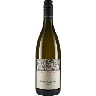 2019 Weißer Burgunder trocken - Weingut Johann F. Ohler