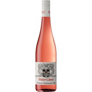 2018 Mussbach Spätburgunder Rosé (BIO)   VDP.Ortswein trocken - Weingut Müller-Catoir