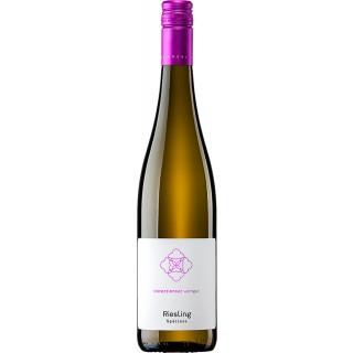 2020 HESSLOCHER MONDSCHEIN Riesling Spätlese lieblich - Cisterzienser Weingut Michel