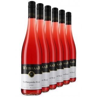 Spätburgunder Rosé-Probierpaket// Weingut Weishaar