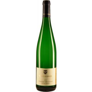 2017 Brauneberger Juffer-Sonnenuhr Riesling Spätlese lieblich - Weingut Dr. Leimbrock