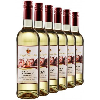 Winzerglühweinpaket weiß - Weingut Thomas-Rüb