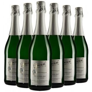 5+1-Sekt mit Naturkork-Paket  - Weingut Weinmanufaktur Schneiders