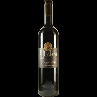 2017 Dornfelder halbtrocken - Weingut Lahm