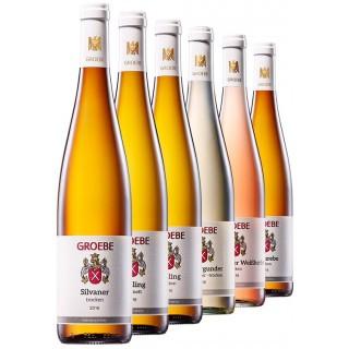 Groebe Probier-Paket - Weingut K.F. Groebe