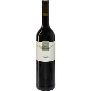 2014 Merlot Feuerberg - Barrique - Magnum trocken 1,5 L - Weingut Brenneis-Koch