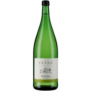 2020 Riesling trocken 1,0 L - Weingut Peter