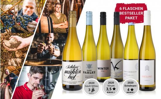 WEIN-HIGHLIGHT NR. 11 Weißwein Bestseller Paket