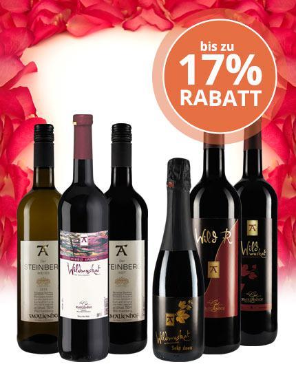 Rosenduftige Weine aus Württemberg