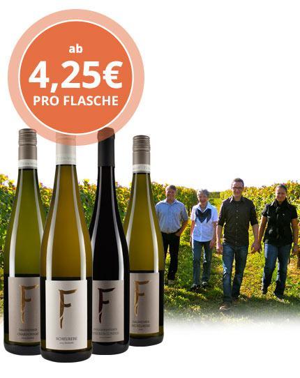Rheinhessische Trinksspaß-Weine in Demeter-Qualität