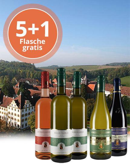 Ausgezeichnete Klasse-Weine vom Bodensee