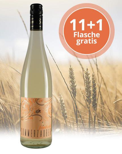 Spätsommerlicher Weingenuss aus der Pfalz