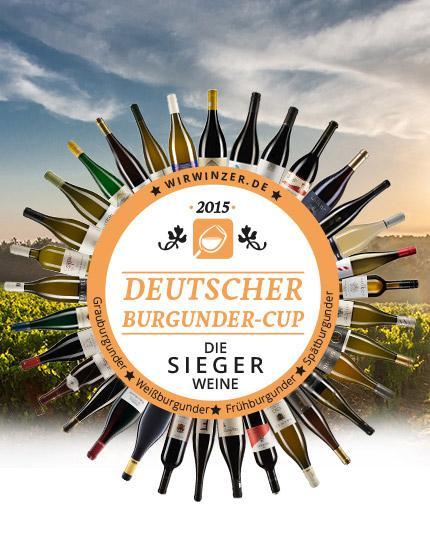 Deutscher Burgunder-Cup - Siegerweine