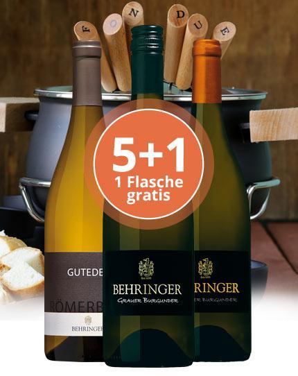 Rendez-vous zur Winterzeit: Fondue & Wein