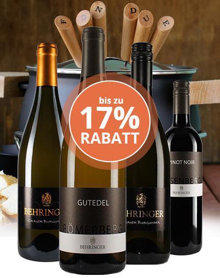 Rendezvous zur Weihnachtszeit: Fondue & Wein