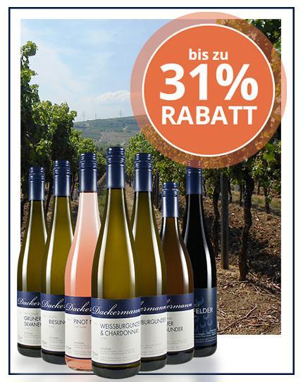 Saftig-süffige Rheinhessen-Weine zum absoluten Knaller-Preis