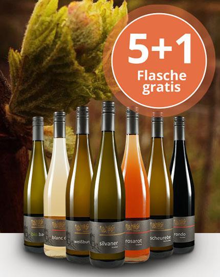 Saugute Weine aus Schweinfurt
