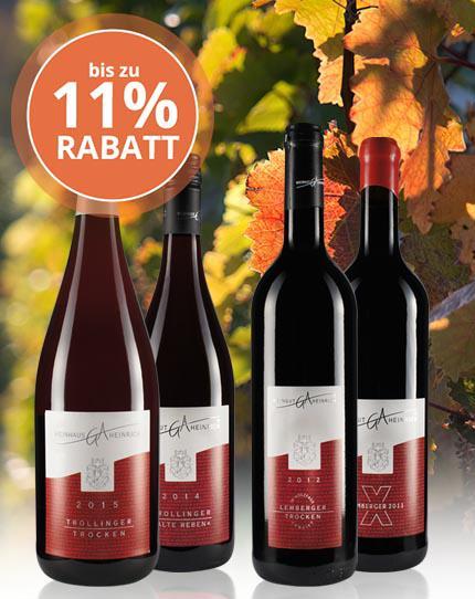 Ausgezeichnete Weine aus Württemberg