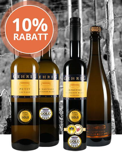 Spektakuläre Sauvignon Blancs aus der Pfalz