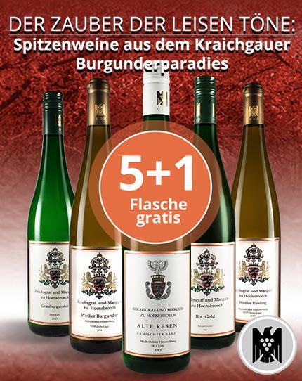 Der Zauber der leisen Töne: Spitzenweine aus dem Kraichgauer Burgunderparadies