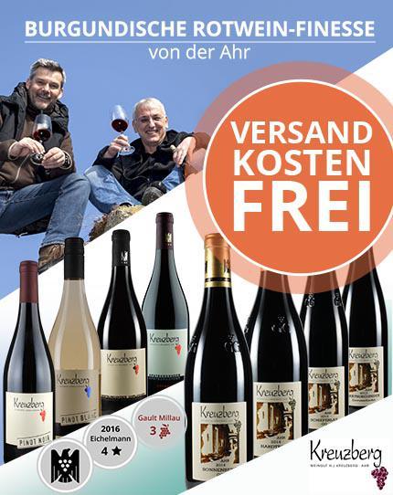 Burgundische Rotwein-Finesse von der Ahr