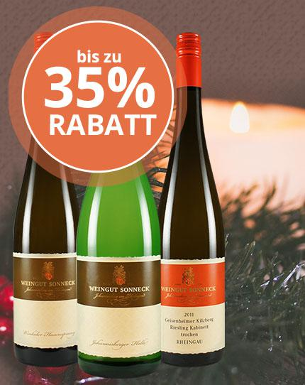 Bestens gereifter Rheingau-Riesling zum absoluten Knaller-Preis