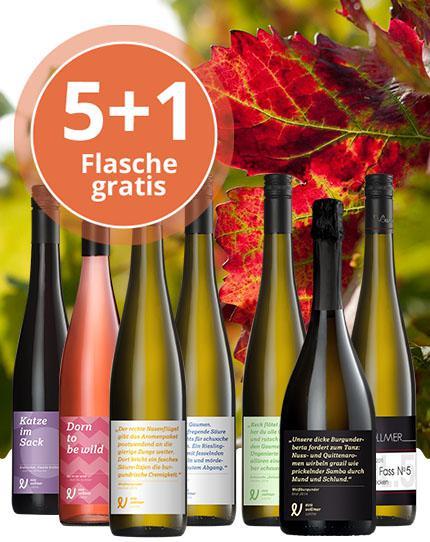 Jeder Wein pure Poesie!