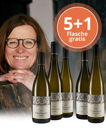 Famose Pfälzer-Weine aus erstklassigen Gimmeldinger Lagen